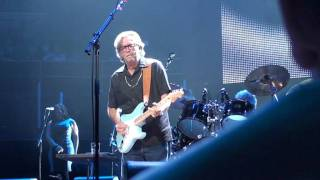 Eric Clapton - Old Love amazing sound [Live Royal Albert Hall 17-05-11]
