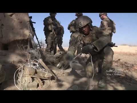 Rare Video: U S  Marines Test New Technology Weapon To Fight In