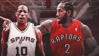 Spurs Trade Kawhi Leonard to Raptors! 2018 NBA Free Agency