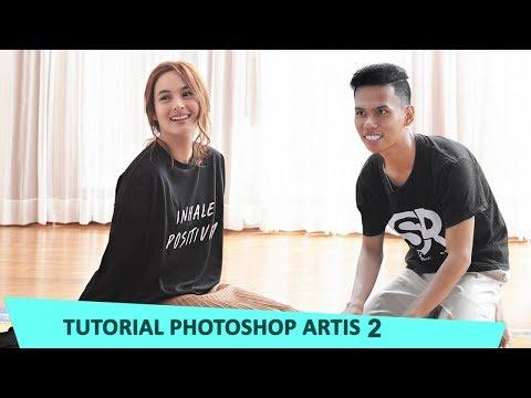 Edit bareng artis CHELSEA ISLAN ( tutorial 2 )