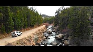 FLY FISHING COLORADO - 11 MILE CANYON