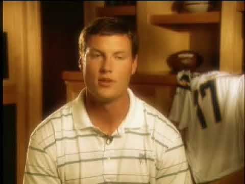 Philip Rivers: Role of discipline in chastity