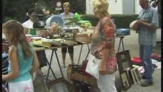 Kindervrijmarkt Amerongen 2009