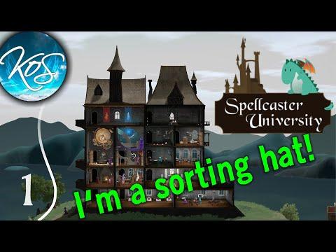 Gameplay de Spellcaster University