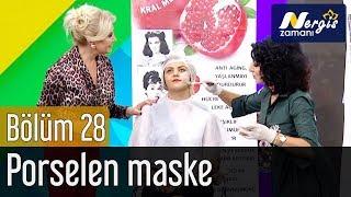 Nergis Zamanı 28. Bölüm - Cilt Kuruluğuna Porselen Maske