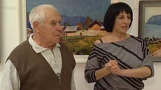 Байкал курского художника Леонида Руднева