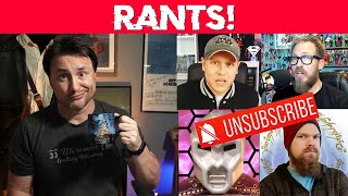 Why I unsubscribed from DOOMCOCK , NERDROTIC , GEEKS & GAMERS , and JOSIAH RISES