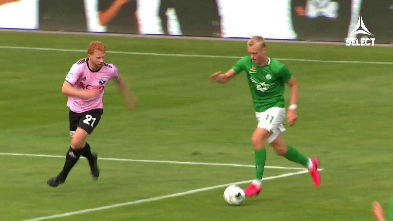 VEN.tv - Højdepunkter fra Viborg FF-kampen