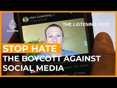 The Great Facebook Boycott: Will it make any difference? | The Listening Post (Full)