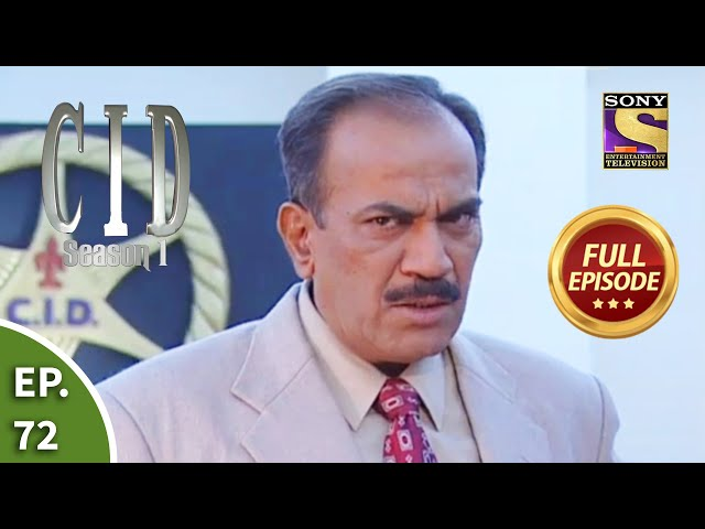 CID (सीआईडी) Season 1 - Episode 72 - The Case Of The Two Photographs - Part 2  - Full Episode