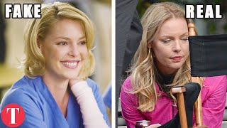 The Dark Truth Of The Cast Of Grey's Anatomy