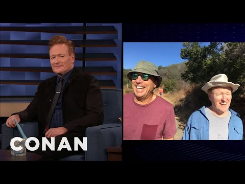 Kevin Nealon Gets A Second Chance To Interview Conan - CONAN on TBS