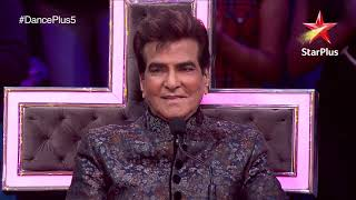 Jeetendra ji seems super impressed with Deepika-Rupesh doing justice to the song and so are we! ❤️ Dance Plus 5, Tonight at 8pm on StarPlus and Hotstar