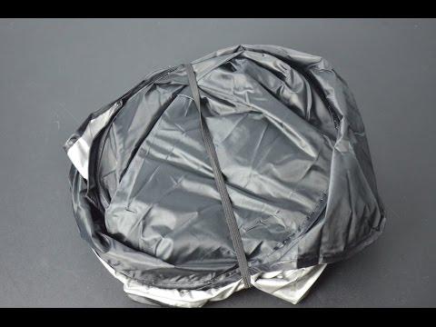 Mondpalast Parasole pieghevole per parabrezza dell'auto