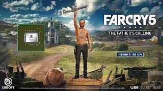 Far Cry 5 / Фар Край 5 на слабом ноутбуке
