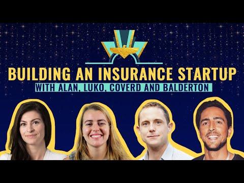 , title : 'Building an insurance startup 🔮 Alan, Luko, Coverd & Balderton