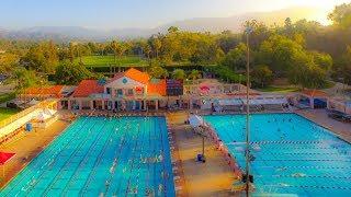 Scenes From the Rose Bowl Aquatic Center, Pasadena