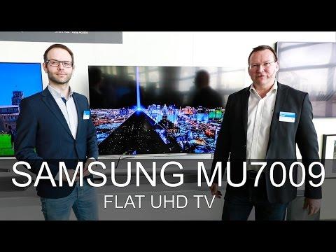 Samsung UE55MU7009 - Messe 2017 - Thomas Electronic Online Shop - UE65MU7009 - MU7009