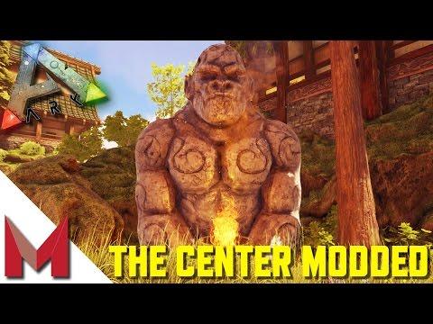Maz Meatylock Grapple Through The World     Ark Survival Evolved Modded  Gameplay     S4e8