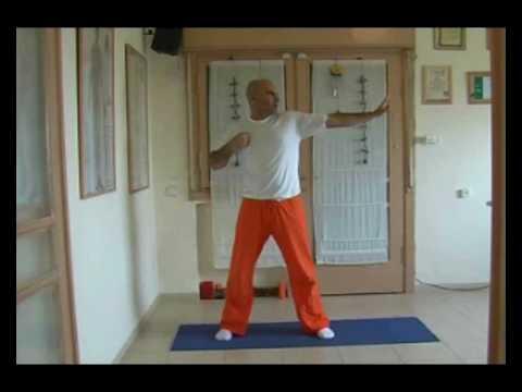 Chi-Gong Basic Training - Part 1 - YouTube