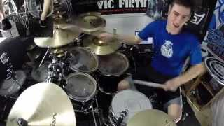 The Offspring - Drum Cover - You're Gonna Go Far, Kid