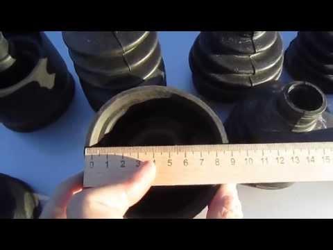 Пыльник шруса наружный ваз 2109 размеры