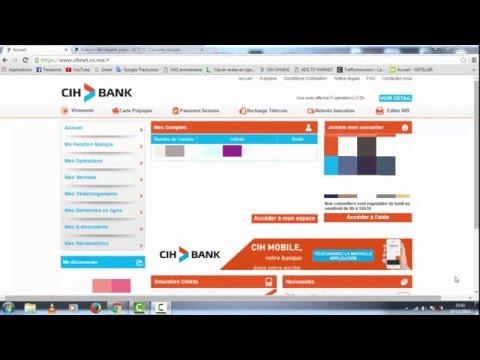 كيفية تفعيل بايبال عن طريق بطاقة CIH BANK ب 0 درهم