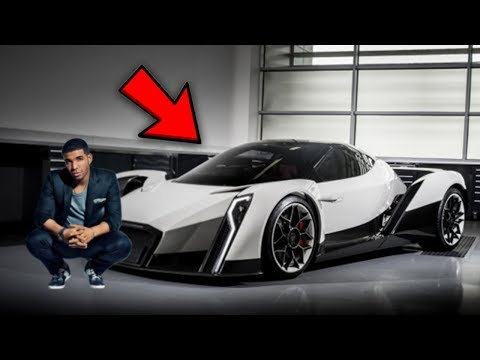 15 Items Drake Owns That Cost More Than Your Life...