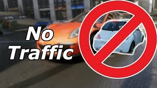 How to do the No Traffic Glitch in The Crew 2 for races | The Crew 2