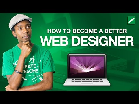 How To Become a Better Web Designer