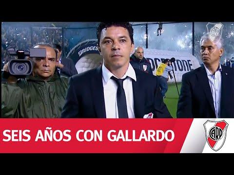 Seis años, mil historias y una leyenda: MARCELO GALLARDO