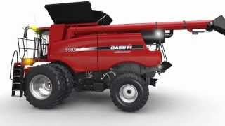 Axial-Flow 140 Series Combine: Model Year 2016 Enhancements