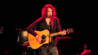 Wide Awake - Chris Cornell Live Trianon Paris