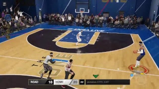 NBA Live 18 last live stream lets get hype for  NBA Live 19 demo!!