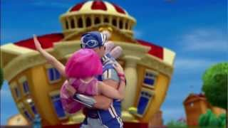 """LazyTown - """"Don't Stop Believin' In this Love On Earth""""  Titus Jones Masup Ke$ha and Popstars"""