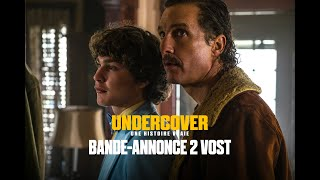 Trailer of Undercover - Une histoire vraie (2018)