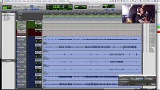 Pro Tools Tip: Part 2 of 3: Drum Production - Tempo Mapping and Beat Detective