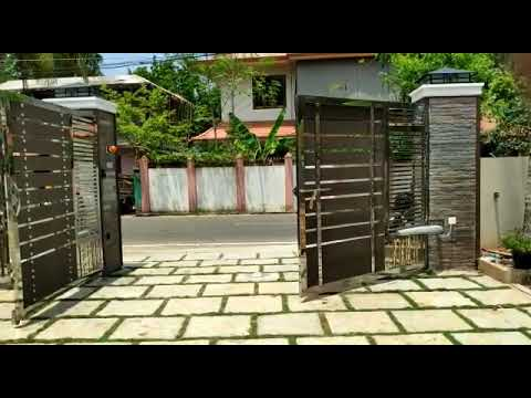 Remote Gates Kerala - Entrance Security Systems from AURA BUSINESS SOLUTIONS