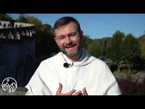 Fr. Philippe Verdin interviewe Fr. François-Dominique Forquin sur son homélie du mercredi