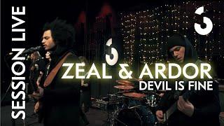 """Zeal & Ardor  """"Devil Is Fine""""   Session Live"""
