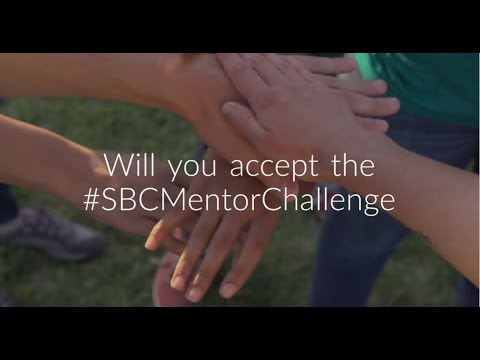 #SBCMentorChallenge to recruit mentors for county's youth