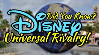 Disney vs. Universal! | Did You Know Disney?
