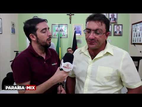 Vereador Júnior Caluête é eleito para Presidir Câmara Municipal de Parari