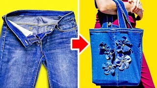 DiY CUTE AND HANDY BAGS