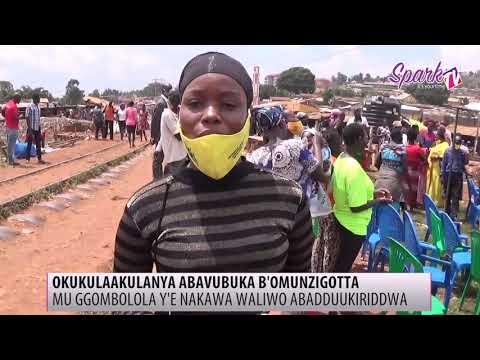 Okukulaakulanya abavubuka b'omunzigotta: E Nakawa waliwo abadduukiriddwa