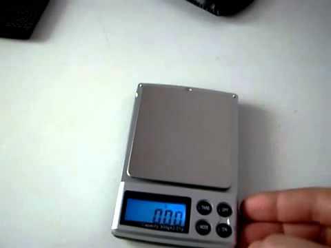 bascula digital precisa ideal para joyeria o quimicos Balance Scale 300g x 0.01g