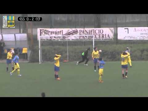 Preview video Scarperia  - Castelfranco CF = 0 - 4