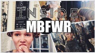 Российская неделя моды | MBFWR | Гомзячка