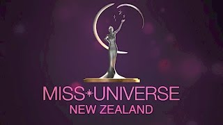 Miss Universe New Zealand 2017 Top 20 Finalists Announcement
