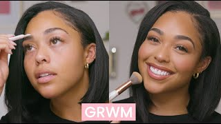 Everyday Makeup Routine (Soft Glam) | Jordyn Woods